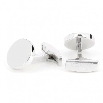 Sterling Silver cufflinks - Montevideo