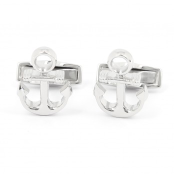 Anker Sterling Silver cufflinks - Portsmouth
