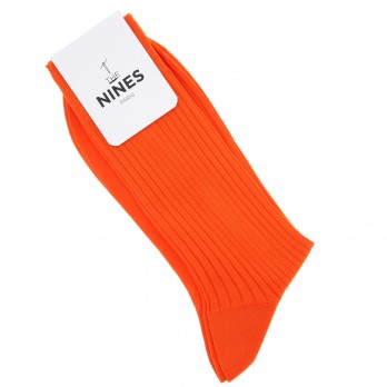 Fil d'ecosse Socken Vitaminorange