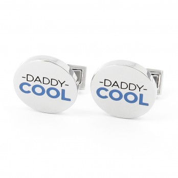 Boutons de manchette Daddy Cool