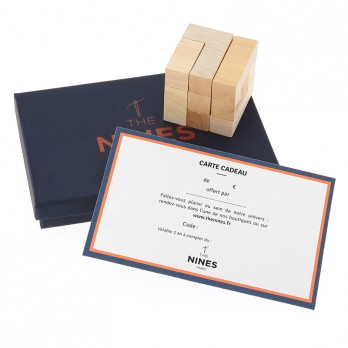 The Nines Gift Card Puzzle 100€