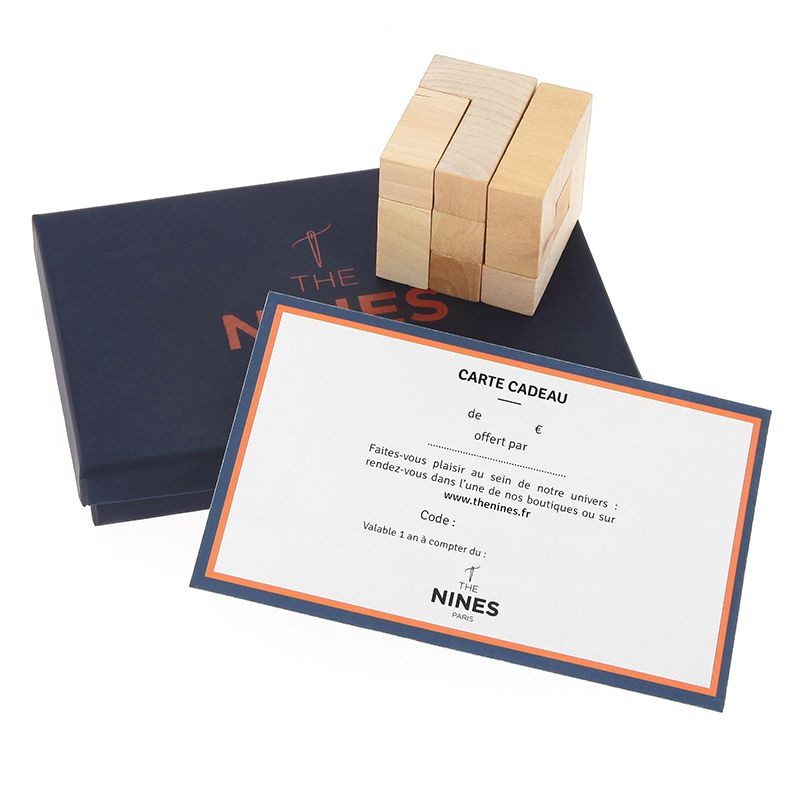 The Nines Gift Card Puzzle 50€