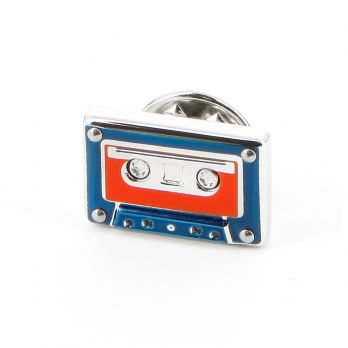 Pin's cassette audio - K7