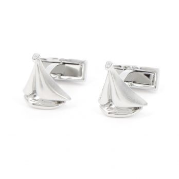 Sailboat cufflinks - Class America