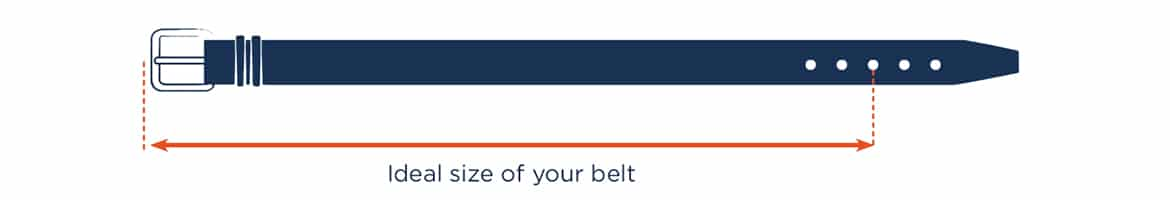 belt size measurement